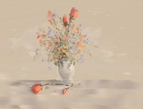 Light Bouquet by Loo1Cool