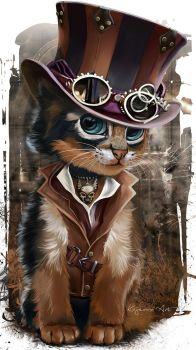 Steampunk by Kajenna