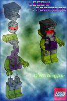 Scrapper Minifig-exploded view by Novastorm73