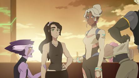 Voltron oc COLLAB by Art-Might