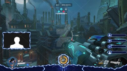 Lightning - Overwatch Stream Overlay