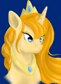 Princess Ridatrane headshot by Cwossie