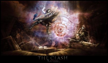 The Clash by sundang