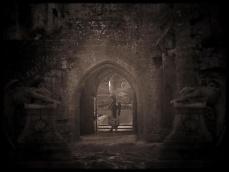 At the gates of Midian by Nekrodol