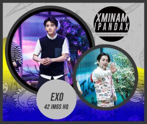 #17.035|EXO|Photopack#73 by XMinamiPandaX