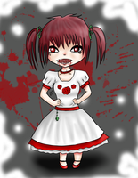 Zombie chibi by Anspire