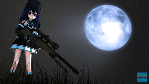 [SFM Nepsona]Scouting in the Night Cpt. Sourcebird by Savior29