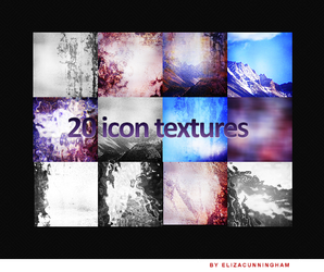 20 Assorted Icon Textures by elizacunningham