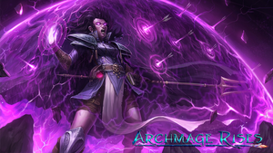 Defence - Archmage Rises by RogierB