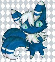 Nyo the Meowstic