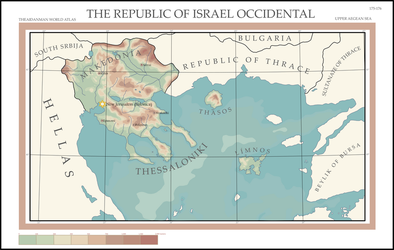 Republic of Israel Occidental by theaidanman