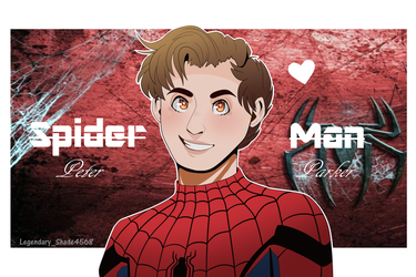 .:Spider-Man:. {Peter Parker} by Shade4568