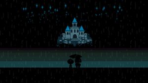 (Animated) Undertale - New Home by TechEve