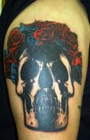 Deftones Skull by Furious247
