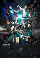 Cloud 9 LC S5 worlds team by shilin