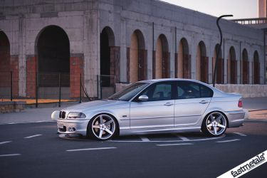 Bmw e 46 Clean by MWPHOTO