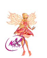 WINX:Blaise Butterflix by lightshinebright