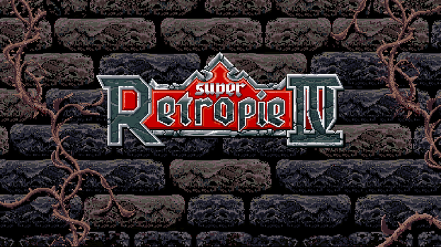 RetroPie - Super Castlevania 4 by Ryokai