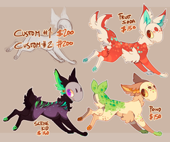 FLATSALE FISHLINGS! [5/5 open] by vilhoadopts
