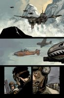 Wild Blue Yonder issue 4 page 23 Color by nelsondaniel