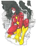Spider-woman by DKHindelang