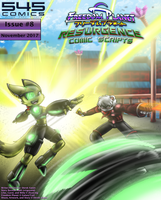 Freedom Planet Resurgence Issue 8 Comic Script PDF by CCI545