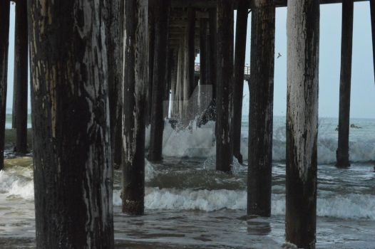Pismo Beach Pier by CTilsonPhotography