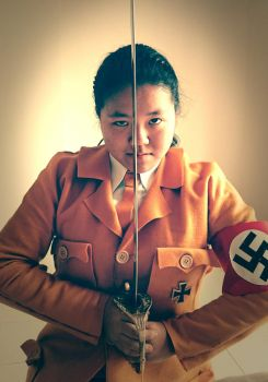 cos hitler  by YinXiang