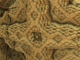 My First Mandelbulb by mikey1964