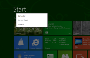 Windows 8 RC Ideea #1 by Brebenel-Silviu