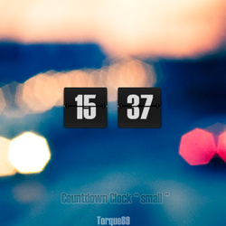 Countdown Clock Small by torque89