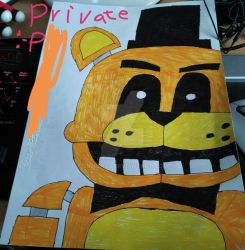 Golden Freddy by Sumi2003