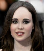 ellen page by RED-ADAM