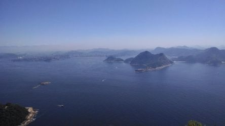 View from SugarLoaf by Gabrielx86