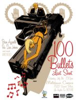 100 Bullets Last Shot by Devilpig