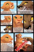 Scar's Reign: Chapter 1: Page 9 by albinoraven666fanart