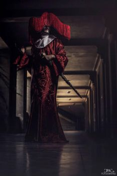 Remothered - Red Nun by xpholx