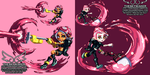 Pixel Agent 8 (10 1 2018) by theskywaker
