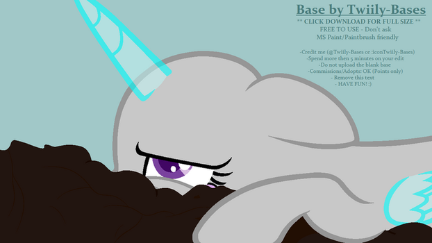 MLP Base 275 - This better be dirt... by ShiiBases