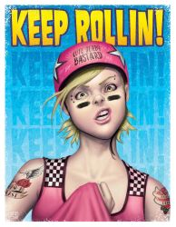 Keep Rollin! by dimorali