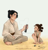 young jedi by giadina96