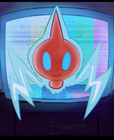you bumped the TV by Sparks710