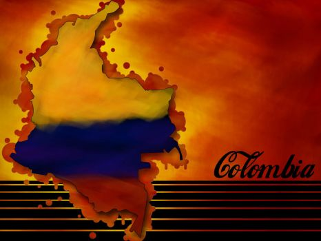Colombianos Contest by deadlink83