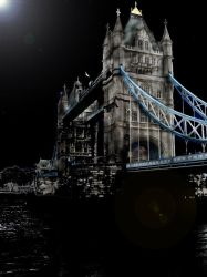 The Evil Tower Bridge by TheDevilWearsSkirts