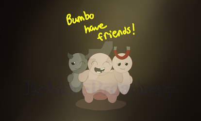 'Bumbo have friends!' by BeMoreBroadway