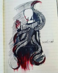 Slenderman on Creepypasta-FanFics - DeviantArt