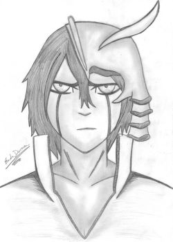 Ulquiorra by Ifrit62