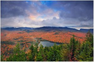 Heart of the Adirondacks by joerossbach