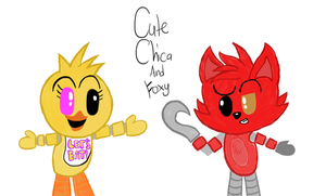 Five Nights At Cuties.Part 2 by Riyana2