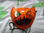Sora Halloween Mask by DarkMirrorEmo23